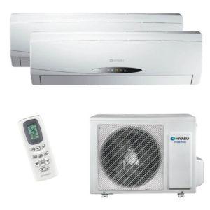 reparacion aire acondicionado hiyasu