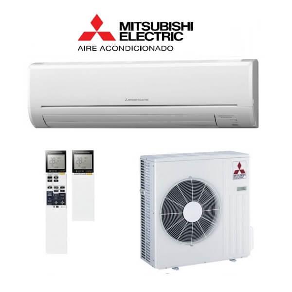reparacion aire acondicionado mitsubishi
