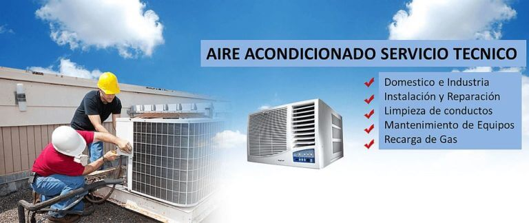 reparación aire acondicionado Cabrera y Girona